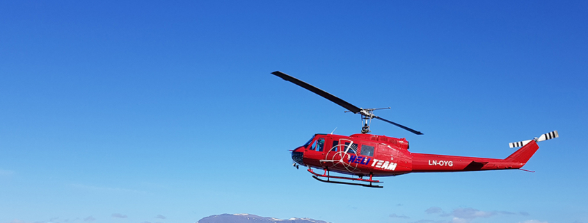 Bell 205 - Storoksen